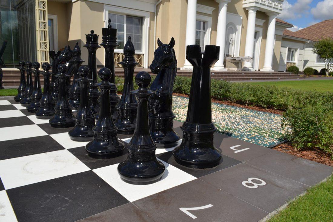 Гигантские шахматы