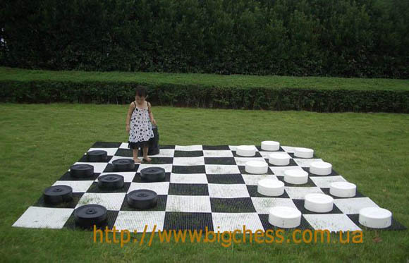 гигантские шашки
