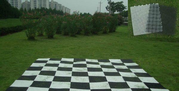 Шахматное поле большое сборное